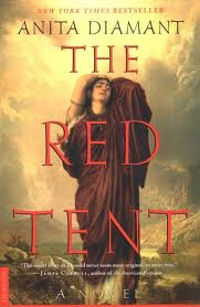 The Red Tent Book Cover