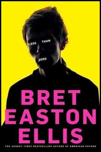 Less Than Zero Book Cover