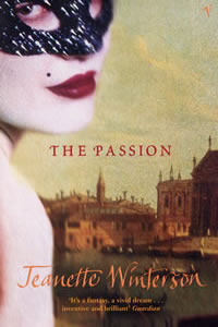 The Passion Book Cover